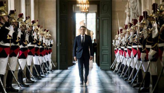 discours Emmanuel Macron Congrès président prépare vraiment