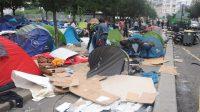 Les migrants arrivent,les touristes s'en vont: Paris poubelle, Paris coupe-gorge, Hidalgo olympienne