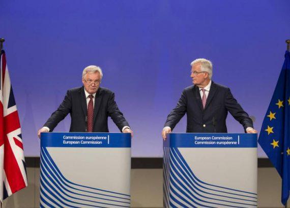 négociations UE Grande Bretagne Brexit facture
