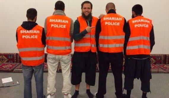 police charia Allemagne intimider population tchétchène