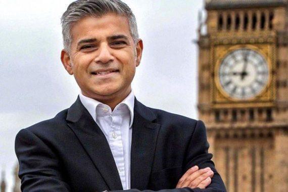 portrait Sadiq Khan maire Londres société multiculturelle musulman