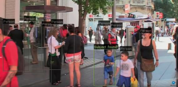reconnaissance faciale caméras police intelligence artificielle