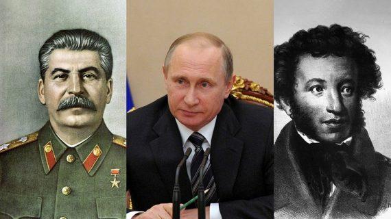 sondage russe Poutine deuxième personne remarquable histoire Staline