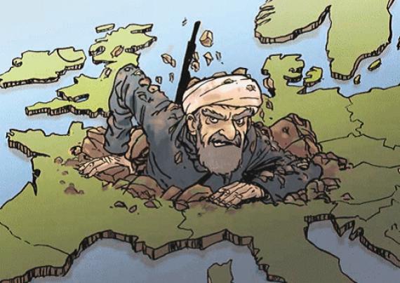 Rubrique De tout et de rien ! Attentats-Terrorisme-Daech-Islam-Invasion-Remplacement