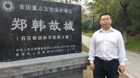 L'avocat des droits de l'homme détenu par les autorités chinoises,Jian Tianyong.