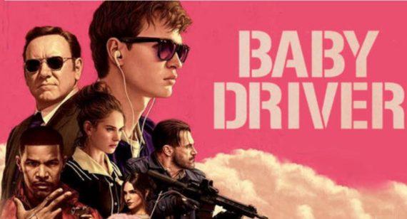 Baby Driver Action Policier Film