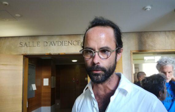 Cédric Herrou Passeur Migrants Condamné Appel Désobéissance Civile