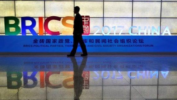 Chine Etats BRICS partenaires chinois Russie opposés sanctions unilatérales