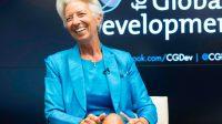 L'oligarchie globaliste alliée de l'oligarchie communiste:Christine Lagarde voit déjà le siège du FMI à Pékin