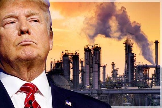 Donald Trump Accord Paris Changement climatique Etats Unis