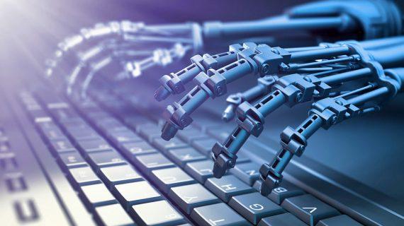 Facebook intelligence artificielle AI robots langue