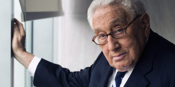 Henry Kissinger atlantisme géopolitique Russie Chine