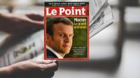 Le billet:Interview au Point: Macron, homme d'Etat 2017-2022