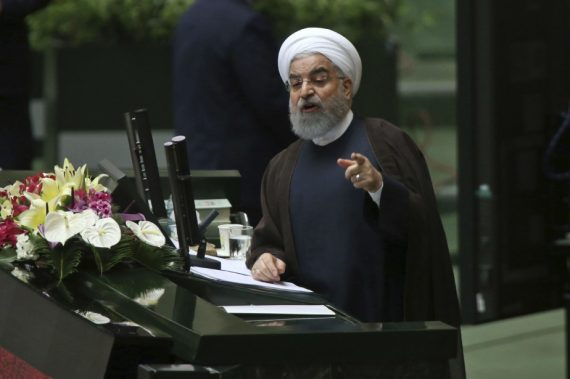 Iran Etats Unis sanctions accord nucléaire