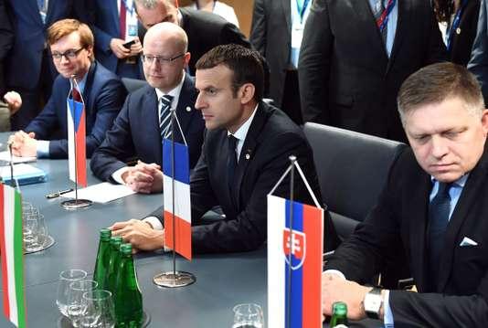 Macron VRP Union européenne revisitée