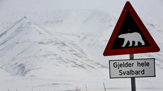 Norvège guide touristique sanctionné effrayé blanc