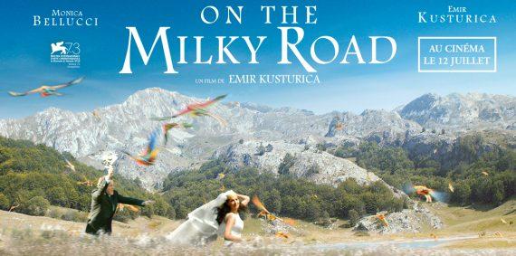 On Milky Road Comédie Dramatique Fim