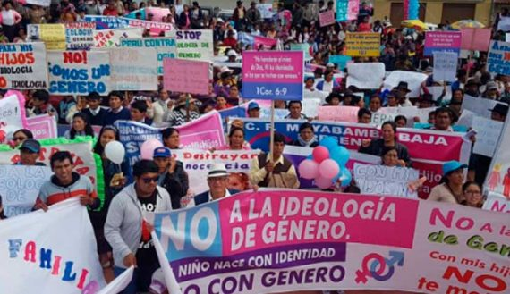 Pérou tribunal juge illégale inclusion idéologie genre programmes scolaires