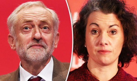 Sarah Champion Shadow Cabinet Corbyn Pakistanais Violent Blanches
