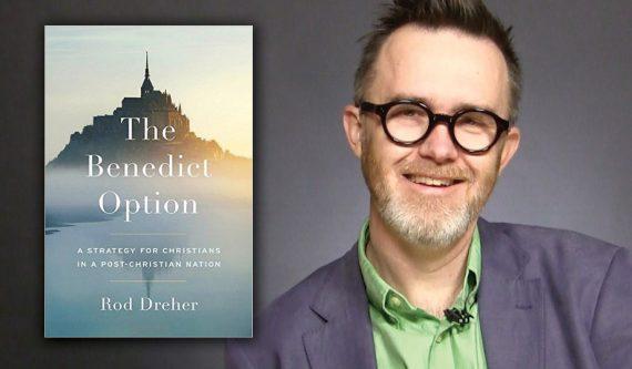 Smartphone changement anthropologique radical virtuel Rod Dreher
