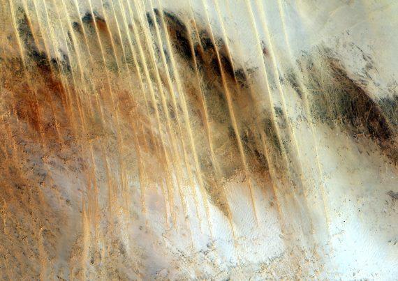Telegraph magnifique galerie photos aériennes Afrique