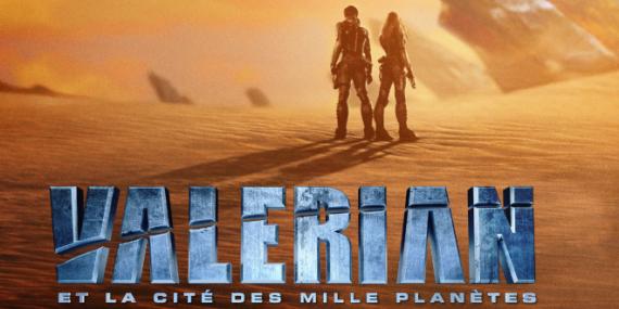Valérian Cité Mille Planètes Science Fiction Film