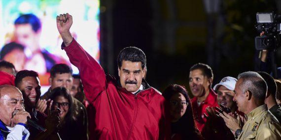 Venezuela Maduro Assemblée nationale constituante