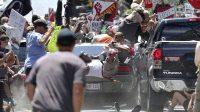 Histoire de deux voitures à travers le monde: raciste à Charlottesville, folle à la pizzeria de Seine-et-Marne