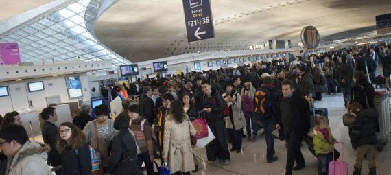 aéroports files attente Schengen contrôles frontières