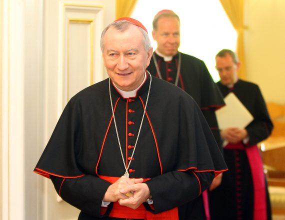 cardinal Parolin Poutine Moscou pape François Russie visite historique