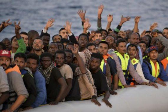 migrants attirés UE absence déportation clandestins diplomate européen