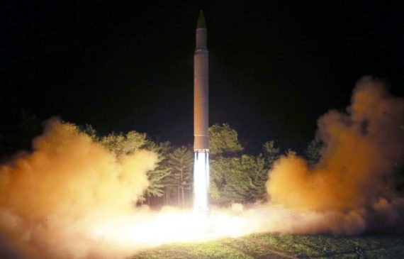 missile ICBM Kim Jong un portée toucher Etats Unis