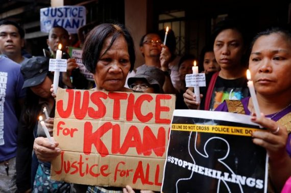 politique anti drogue Rodrigo Duterte contestée Philippines mort jeune
