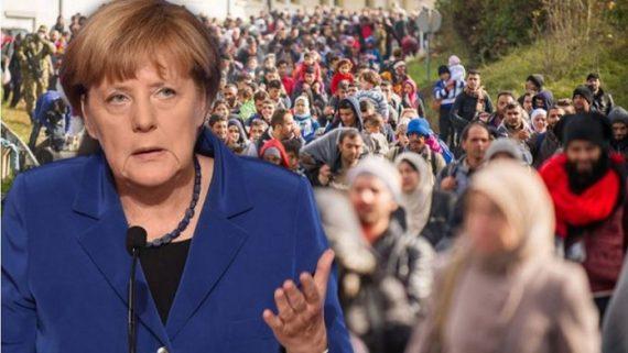 réfugiés ONU UE Union européenne Merkel