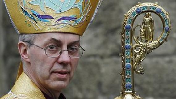 évêque anglican Justin Welby nommé conseil ONU médiation