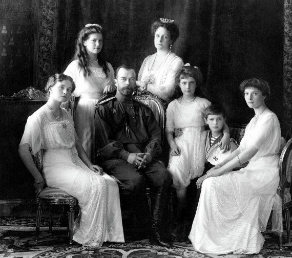 100 ans après exécution Romanov Russie ouvre Route impériale