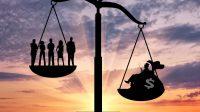 Plus de 75% de la population mondiale souffrent de l'inégalité de la distribution des revenus, dit l'ONU