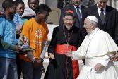 Avec Caritas, le pape François et le cardinal Taglé lancent une nouvelle campagne d'ouverture aux migrants