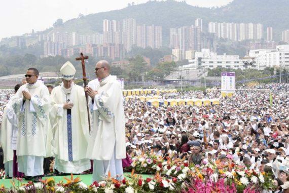 Colombie pape François climat migrants