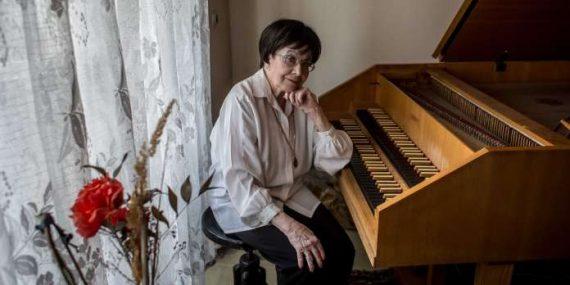 Décès claveciniste tchèque Zuzana Ruzickova