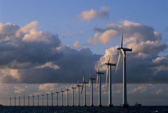 Danemark 6000 éoliennes arrêt faute vent