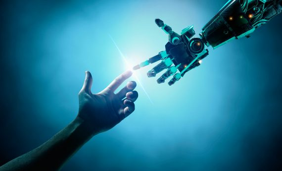 Douma relations robot humain priorité absolue législateurs