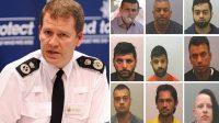 Un chef de la police a exhorté les communautés britanniques à faire plus pour lutter contre les prédateurs sexuels après qu'un gang de 18 personnes ait été reconnu coupable de crimes contre 108 jeunes filles.