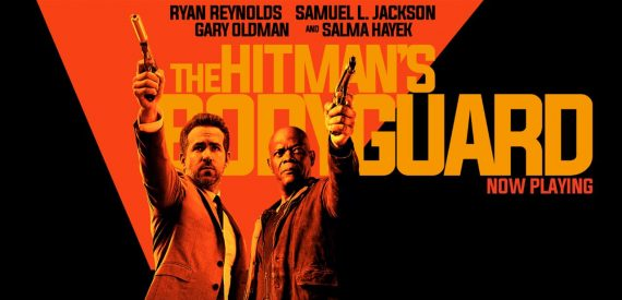 Hitman Bodyguard Action Comédie Film