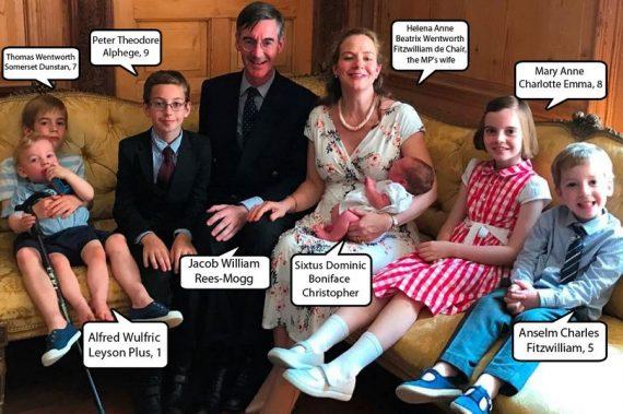 Jacob Rees Mogg conservateur britannique inébranlable avortement mariage gay