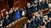 Japon:dissolution de la chambre des députés