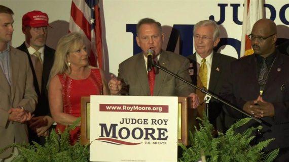 Moore Alabama primaire Sénat