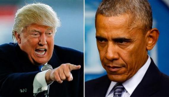 Obama écoutes Trump Manafort