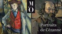 Portraits de Cézanne du 13 juin au  24 septembre 2017 au Musée d'Orsay à Paris.
