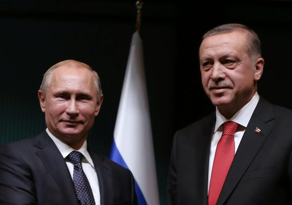 Poutine victoire conjointe Russie Turquie affaire syrienne
